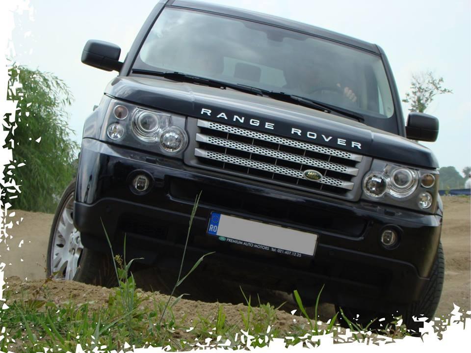 range rover sport edition