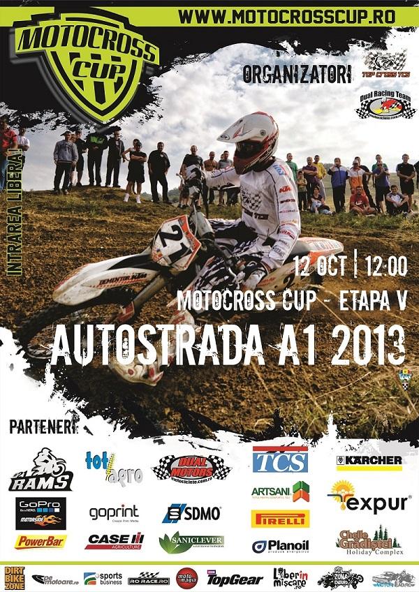 poster motocross cup etapa a1