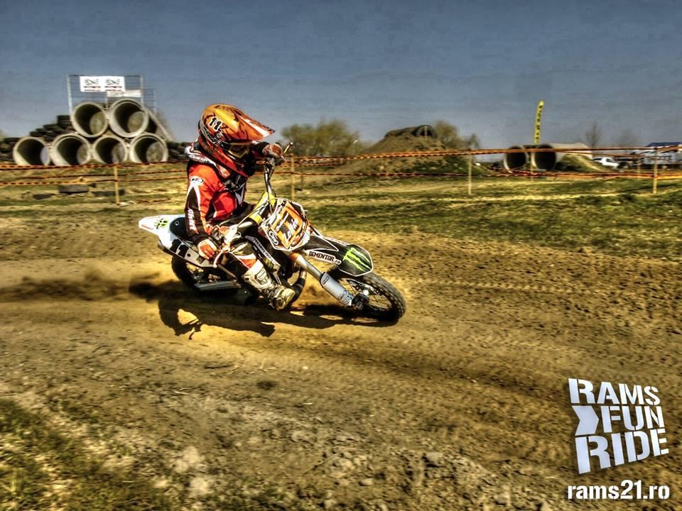 motocross copii