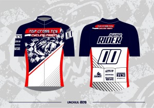 tricou cycling personalizat