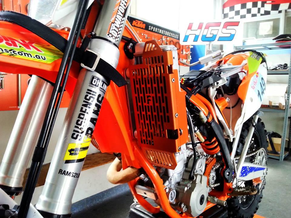 motorcycle suspension service romania