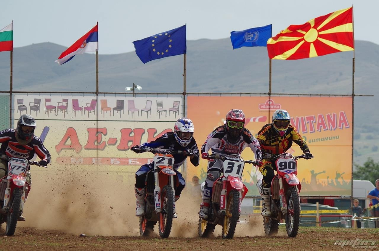 motocross race romania