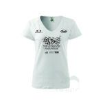 personalizare tricou dama