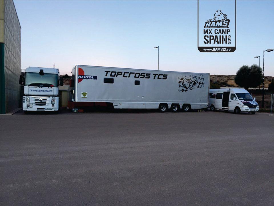 camion topcrosstcs