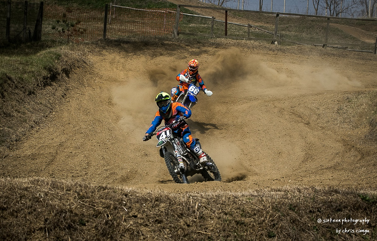 scoala motocross copii