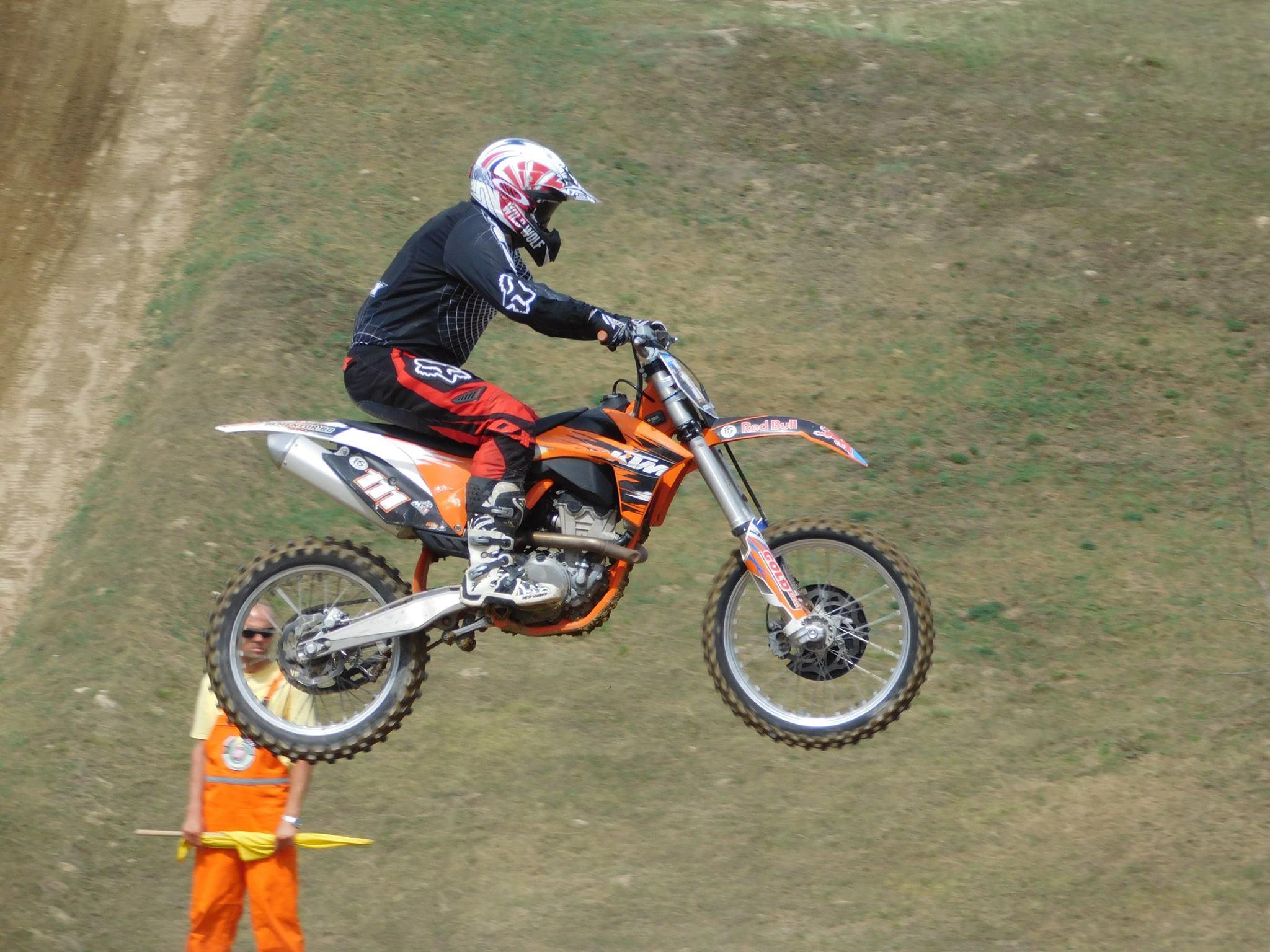 motocross rider romania