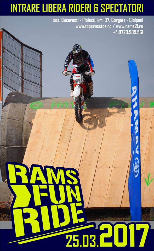 RAMS FUN RIDE 2017