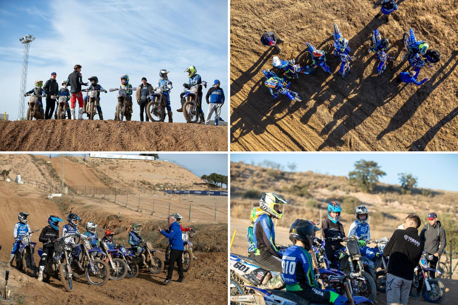 motocross racing yamaha europe