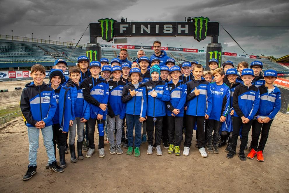 Zoltan Ordog va fi susținut oficial de Yamaha în sezonul 2020