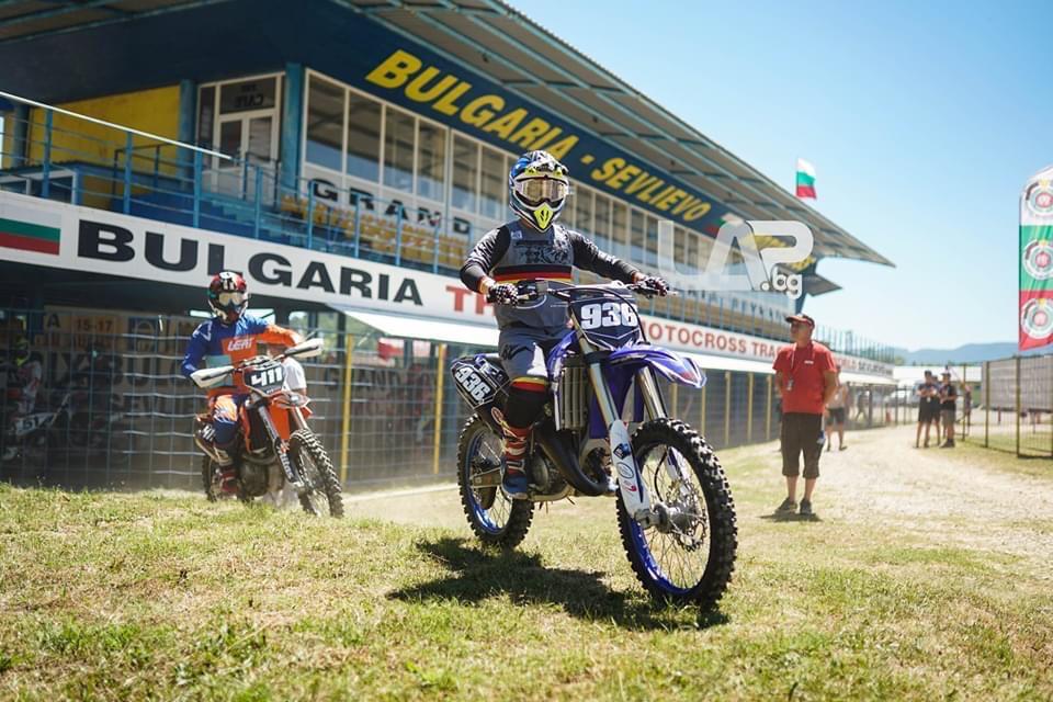 17 piloți ai echipei Top Cross TCS Racing Team au luat startul în etapa a doua din Campionatul Balcanic