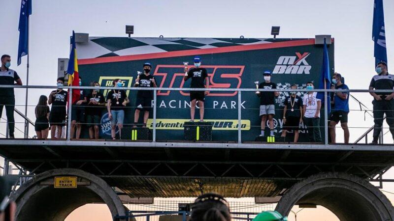 13 piloți ai echipei Top Cross TCS Racing Team au urcat pe podium la prima etapă din Campionatul Național