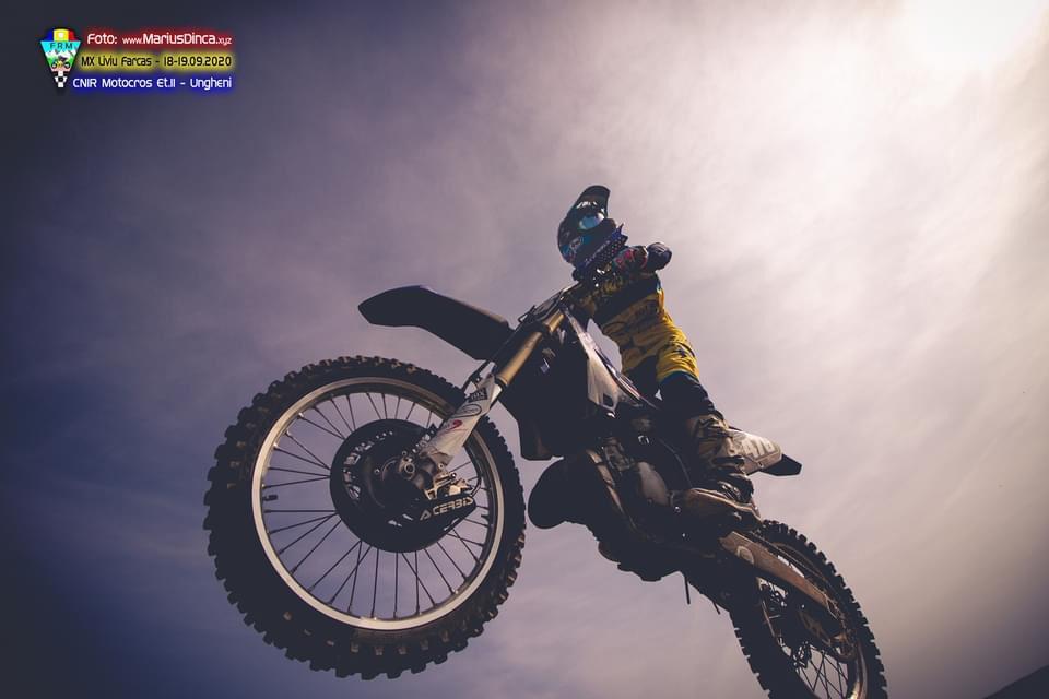 Echipa Top Cross TCS Racing continuă în forță sezonul din Campionatul Național de Motocross