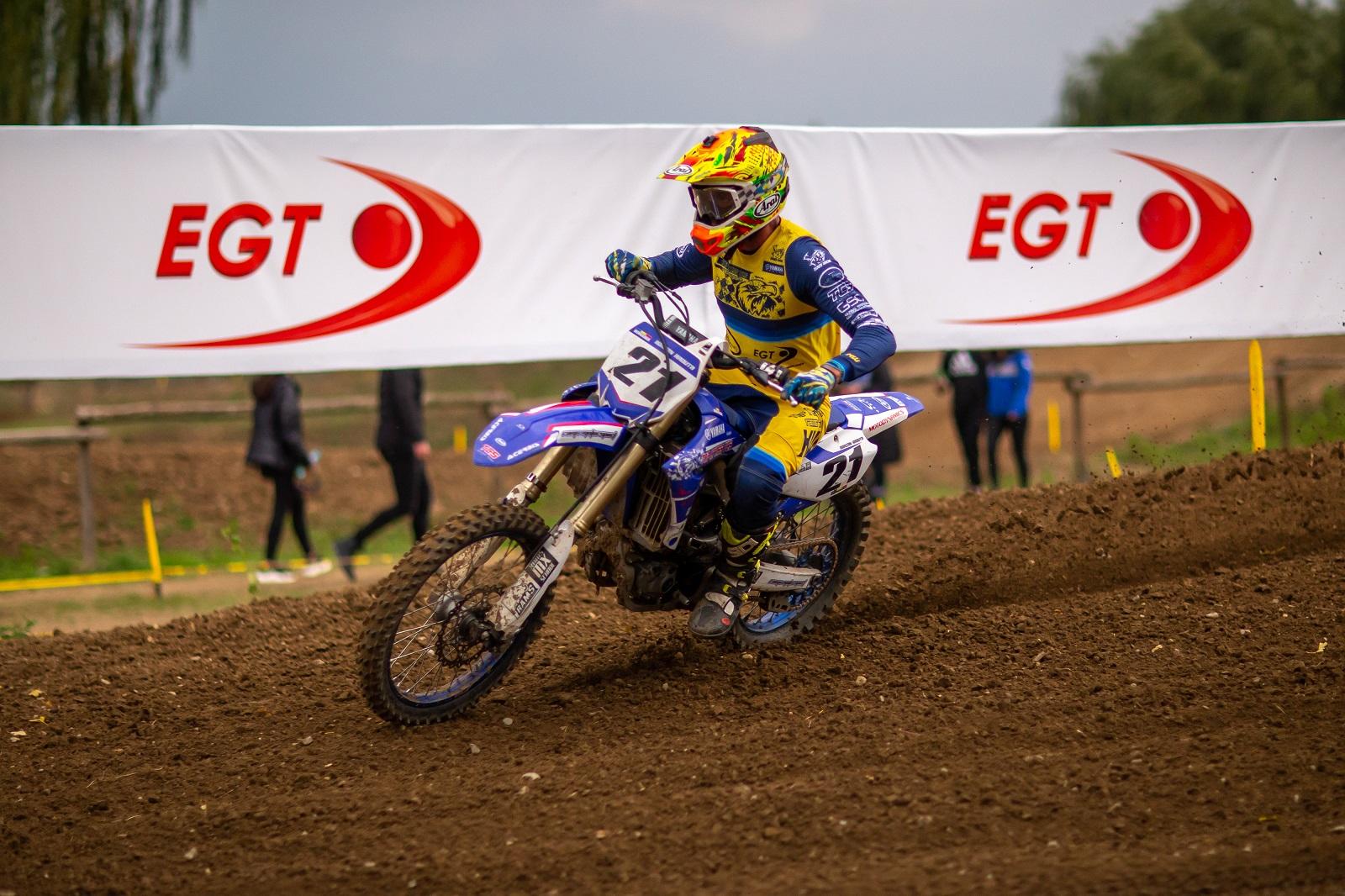 Echipa Top Cross TCS Racing are 5 campioni și a câștigat titlul pe echipe în Campionatul Național de Motocross