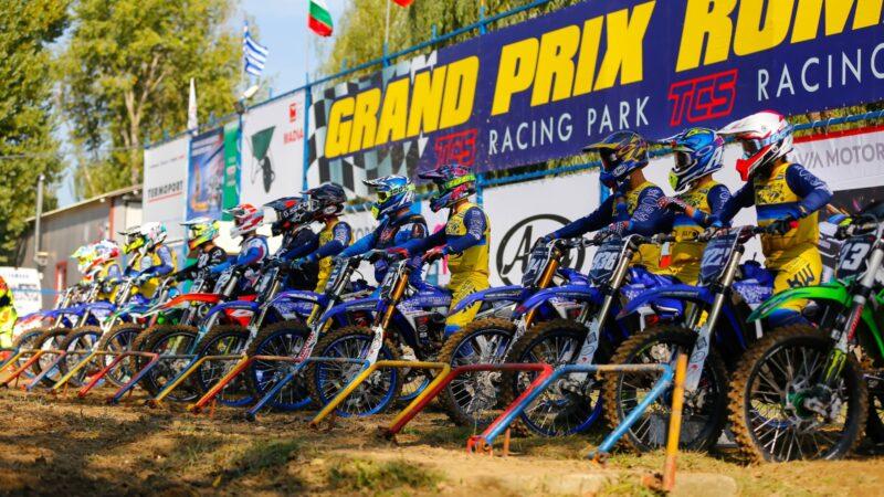 Piloții Top Cross TCS Racing Team continuă lupta pentru puncte la Sfântu Gheorghe