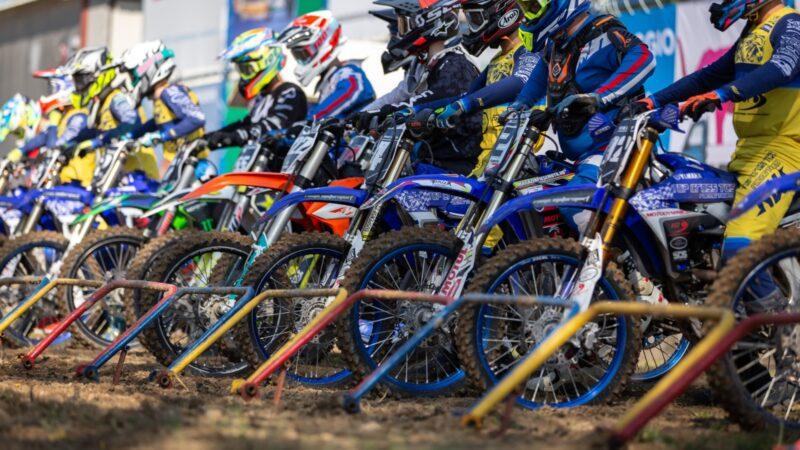 Lupta pentru titlurile naționale la motocross se va da pe TCS Racing Park