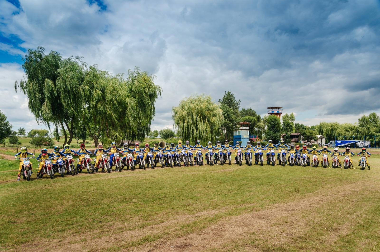 Startul în sezonul național de motocross se dă pe circuitul TCS Racing Park