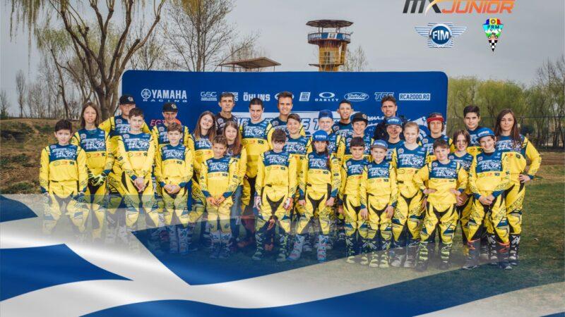 Juniorii Top Cross TCS Racing Team sunt pregătiți pentru startul la Campionatul Mondial